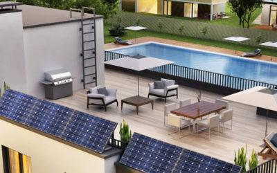 Sondernutzung Terrasse – Immobilienerwerb
